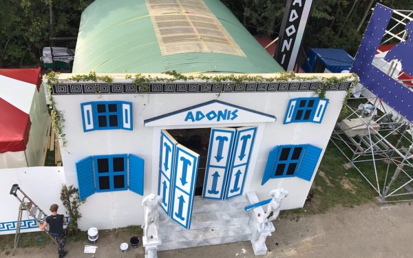 Adonis – Lowlands