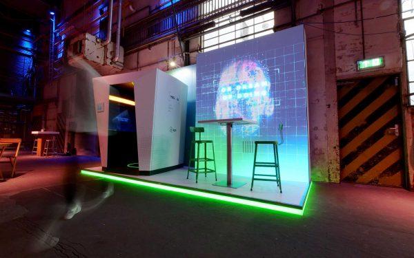 KPN AI Booth